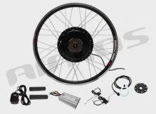 Energy saving electric bike conversion kit