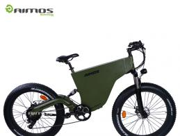 AMS-TDE-06 newest fat tire electric bike