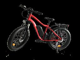 8 speeds 48v 1000w electric bike with mudguards