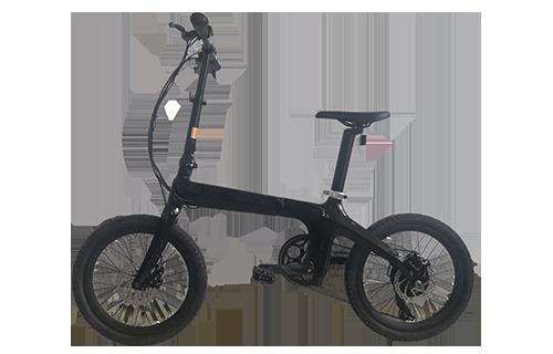 20inch folding carbon fiber electric bike on sale